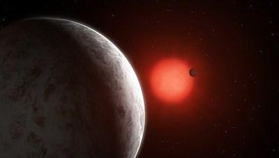 2 siêu trái đất và 1 'bóng ma hành tinh' sống được ở cực gần chúng ta