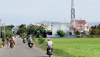 Ninh Phước (Ninh Thuận): Chuẩn bị về đích xây dựng nông thôn mới