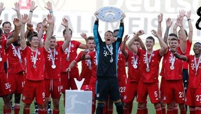 Bundesliga hạ màn: Bayern nâng Đĩa bạc, Bremen thoát hiểm ngoạn mục