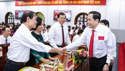 Khai mạc Đại hội Đảng bộ cơ quan Trung ương MTTQ Việt Nam lần thứ XIII