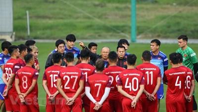 HLV Park gọi 28 cầu thủ lên tuyển U22 Việt Nam tập trung ngắn ngày