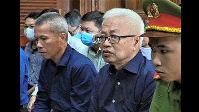 Bị cáo Trần Phương Bình bị đề nghị án chung thân