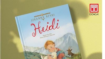 'Heidi' trở lại với độc giả Việt Nam