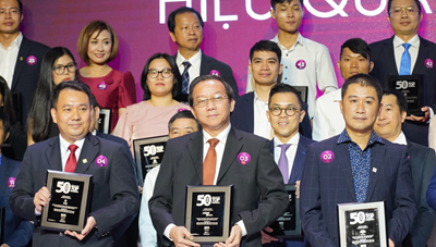 Vietjet nằm trong Top 3 doanh nghiệp kinh doanh hiệu quả nhất trên sàn chứng khoán 2019