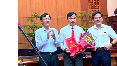 TS văn học giữ chức Phó Chánh Văn phòng Tỉnh ủy Quảng Nam