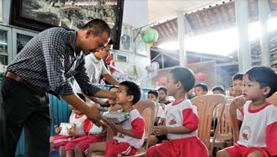 Hành trình của 1,7 triệu ly sữa đến với trẻ em khó khăn cả nước