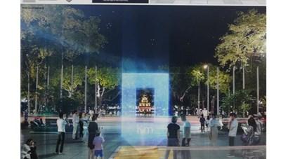 Công bố kết quả cuộc thi thiết kế cột mốc Km0 Hà Nội