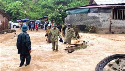 Hà Giang tiếp tục có mưa to, cảnh báo lũ quét và sạt lở đất