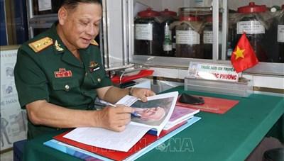 Tấm lòng y đức của người thầy thuốc cựu chiến binh