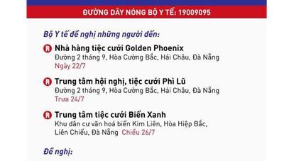 [KHẨN] Tìm người đến 3 trung tâm, nhà hàng tiệc cưới tại Đà Nẵng