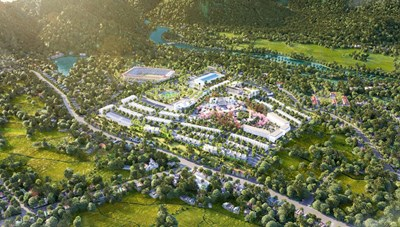 VG Land trở thành đơn vị phân phối độc quyền dự án Apec Golden Valley Mường Lò