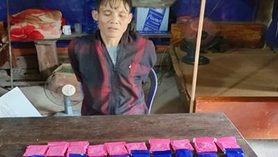 Thanh Hóa: Bắt đối tượng mua bán 10.000 viên ma túy tổng hợp
