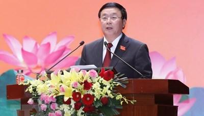 Ông Nguyễn Xuân Thắng tái đắc cử Bí thư Đảng ủy Học viện Chính trị