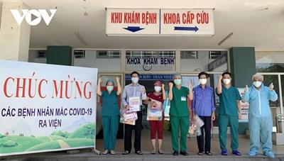 Bệnh nhân khỏi Covid-19 ở Đà Nẵng mong muốn hiến huyết tương cứu người