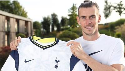 Gareth Bale chính thức trở lại Tottenham