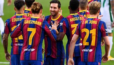 [VIDEO] Barcelona lần thứ 8 liên tiếp giành Joan Gamper Cup