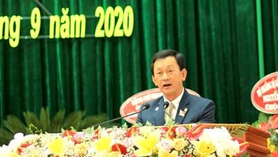 Ông Dương Văn Trang tái đắc cử Bí thư Tỉnh ủy Kon Tum
