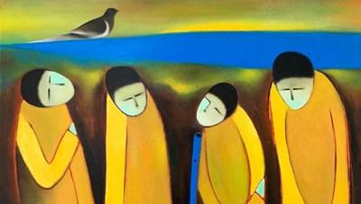 Gần 20 họa sĩ tên tuổi góp tranh ủng hộ giải thưởng Dế Mèn