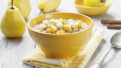 Món ăn từ quả lê bổ sung dinh dưỡng cho người già và trẻ em