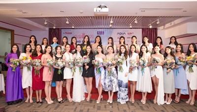 Top 30 thí sinh đầu tiên lọt vào Bán kết Hoa Hậu Việt Nam 2020