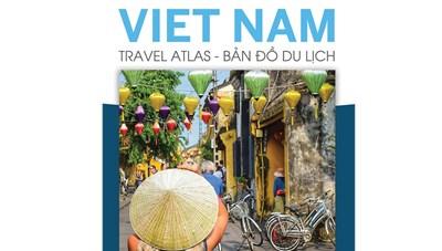 Tái bản ấn phẩm 'Bản đồ du lịch Việt Nam 2020'