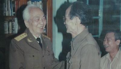 Người chỉ huy pháo binhkhai hỏa chiến dịch Biên giới