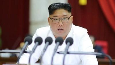 Lãnh đạo Triều Tiên dự cuộc họp Bộ Chính trị về chống dịch Covid-19
