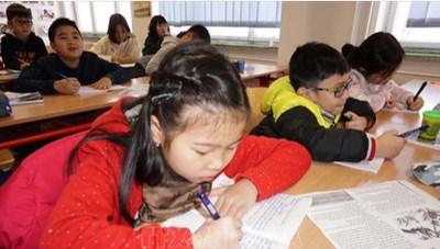 Khai giảng lớp Tiếng Việt tại Cộng hòa Czech