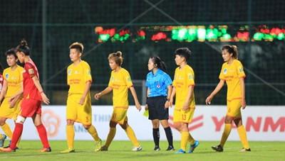 HLV đội nữ Hà Nam bị cấm hoạt động bóng đá 5 năm