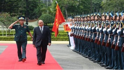 Thủ tướng: Quân đội không để tính mạng và tài sản của nhân dân bị đe dọa