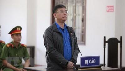 Phúc thẩm vụ gian lận điểm thi ở Hòa Bình: Giảm án cho 2 bị cáo