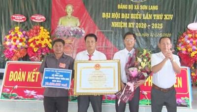 Gia Lai: Xã Sơn Lang đạt chuẩn nông thôn mới