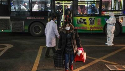 Một công dân Mỹ tại Vũ Hán tử vong vì virus corona gây viêm phổi cấp