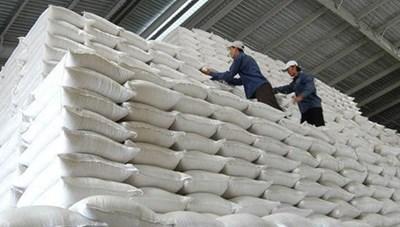 Siết lại việc mua gạo dự trữ