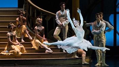 Công chiếu vở ballet 'Cô bé Lọ Lem'