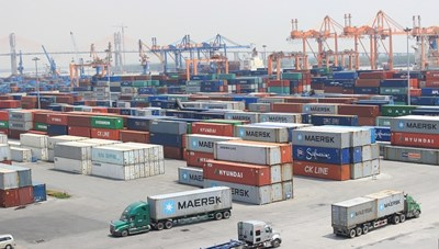 Hải Phòng: Dừng hoạt động 5 điểm thu phí hạ tầng cảng biển