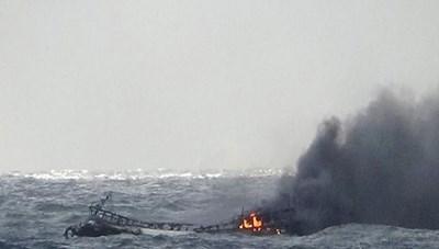 Vụ cháy tàu cá tại Hàn Quốc: Việt Nam sẵn sàng tiến hành các biện pháp bảo hộ công dân