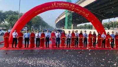 Hà Nội thông xe đường vành đai 3