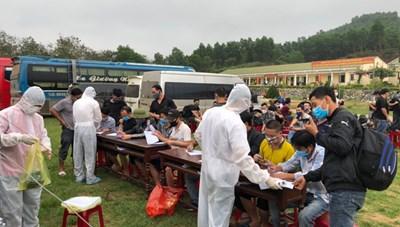 Quảng Bình: Chuẩn bị các khu cách ly để đón công dân trở về