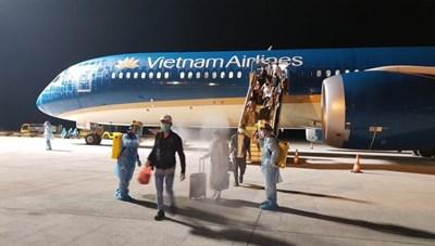 Chuyến bay đưa người Việt từ Hoa Kỳ về dự kiến cất cánh vào ngày 7/5