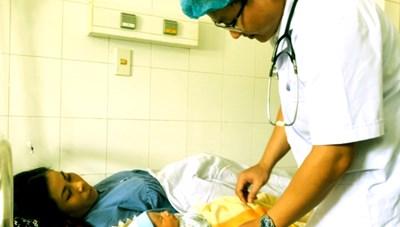 Cứu mẹ con thai phụ bị sốt xuất huyết nguy kịch