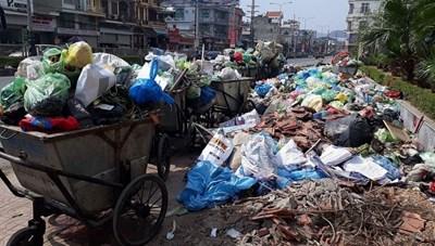 Quản lý chất thải rắn sinh hoạt để bảo vệ môi trường