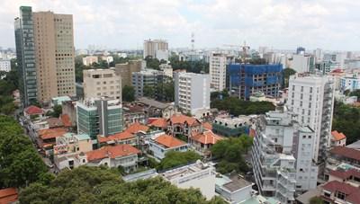 Áp lực nhà ở đô thị