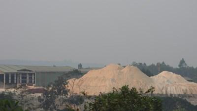 Phú Thọ: Yếu kém trong quản lý khoáng sản