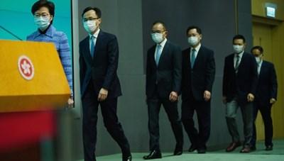Trung Quốc bổ nhiệm các quan chức chủ chốt của Chính quyền Hong Kong