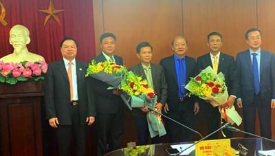 Ban Tuyên giáo Trung ương bổ nhiệm nhiều nhân sự cấp Vụ
