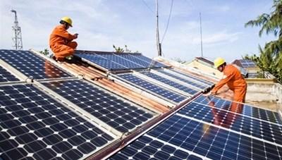 Chính phủ chốt giá mua điện mặt trời