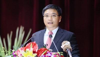 Lần đầu tiên một Chủ tịch tỉnh kiêm nhiệm Hiệu trưởng trường Đại học