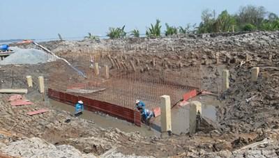 TP Hồ Chí Minh: Nhiều dự án sai phạm tại huyện Cần Giờ