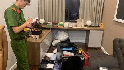 TP Hồ Chí Minh: Đã bắt được kẻ trộm nhà ca sĩ Nhật Kim Anh